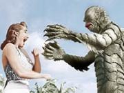 El monstruo de la laguna negra - Noche de brujas, espantos y monstruos legendarios