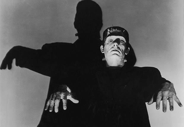 Frankenstein  - Noche de brujas, espantos y monstruos legendarios