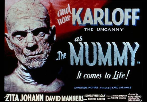 La Momia - Noche de brujas, espantos y monstruos legendarios