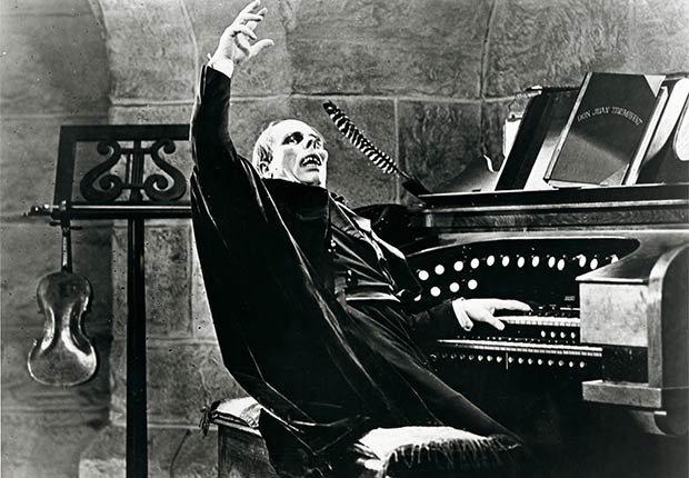 El fantasma de la ópera  - Noche de brujas, espantos y monstruos legendarios