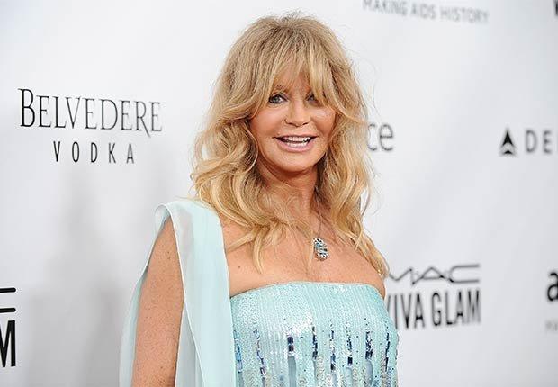 Goldie Hawn, cumpleaños en noviembre