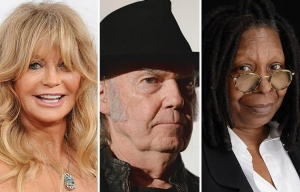 November Milestone Birthdays, Goldie Hawn; Neil Young; Whoopi Goldberg