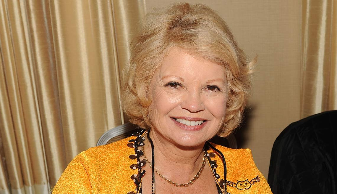 2015 December Milestone Birthdays, Kathy Garver
