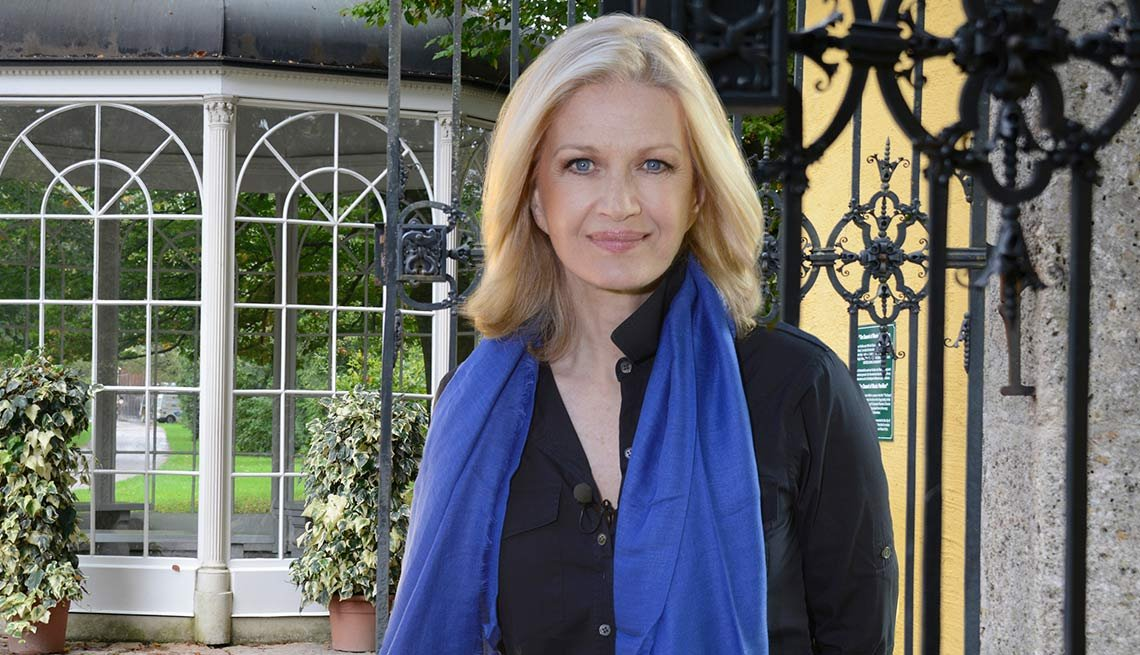 2015 December Milestone Birthdays, Diane Sawyer