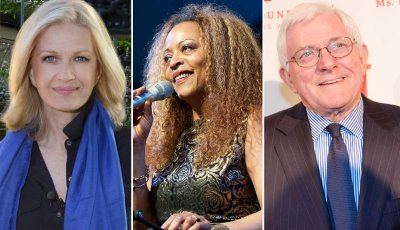 2015 December Milestone Birthdays, Diane Sawyer, Cassandra Wilson, Phil Donahue