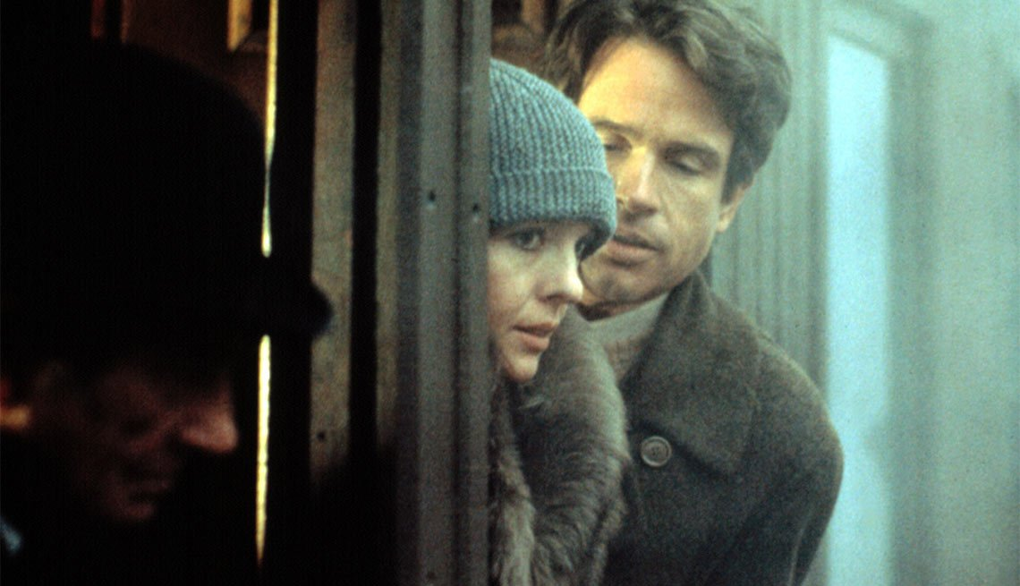 Diane Keaton on Her Leading Men, Keaton and Beatty in Reds