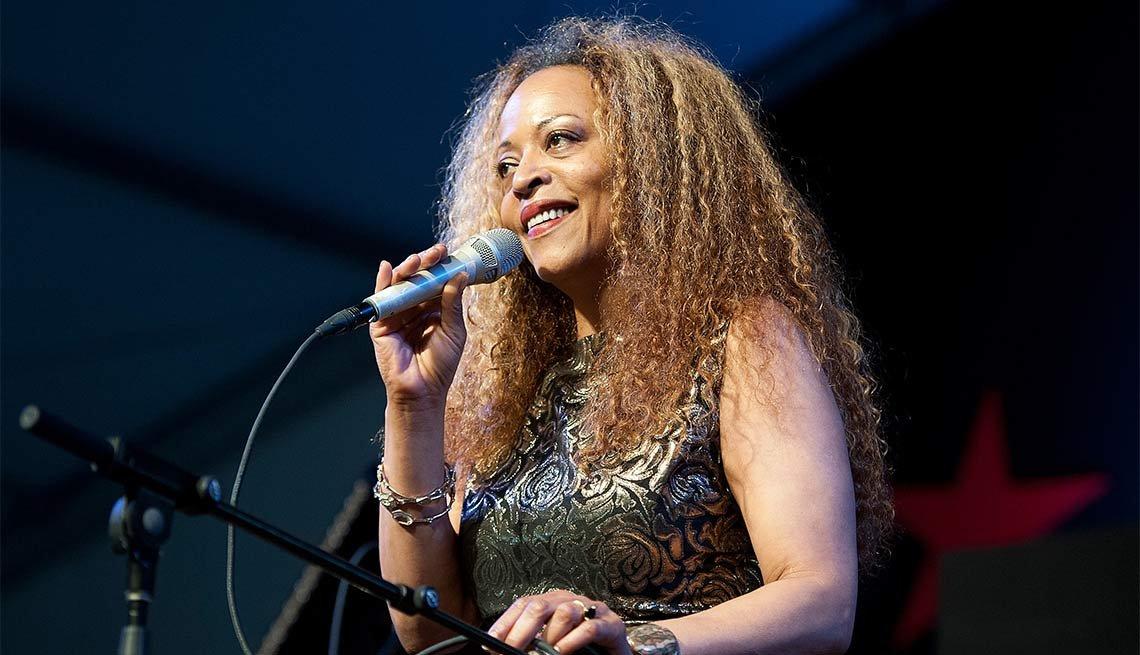 Cassandra Wilson, Singer, Concert, 2015 Milestone Birthdays