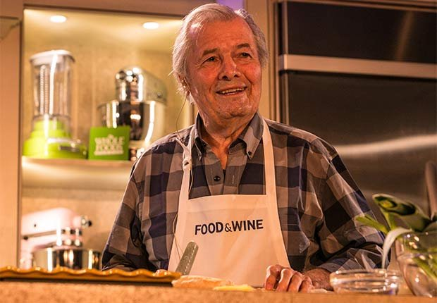 Jacques Pepin, cumpleaños en diciembre
