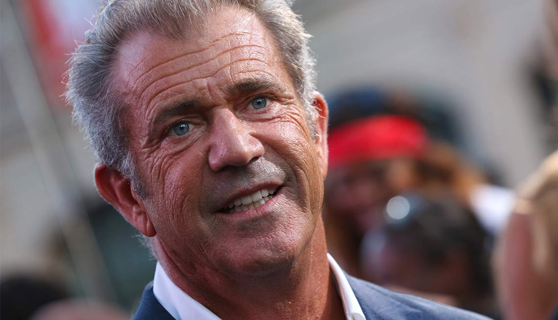 January Milestone Birthdays, Mel Gibson