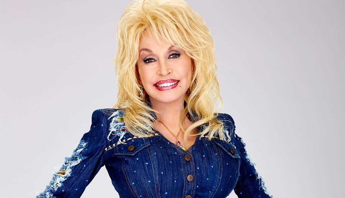 January Milestone Birthdays, Dolly Parton
