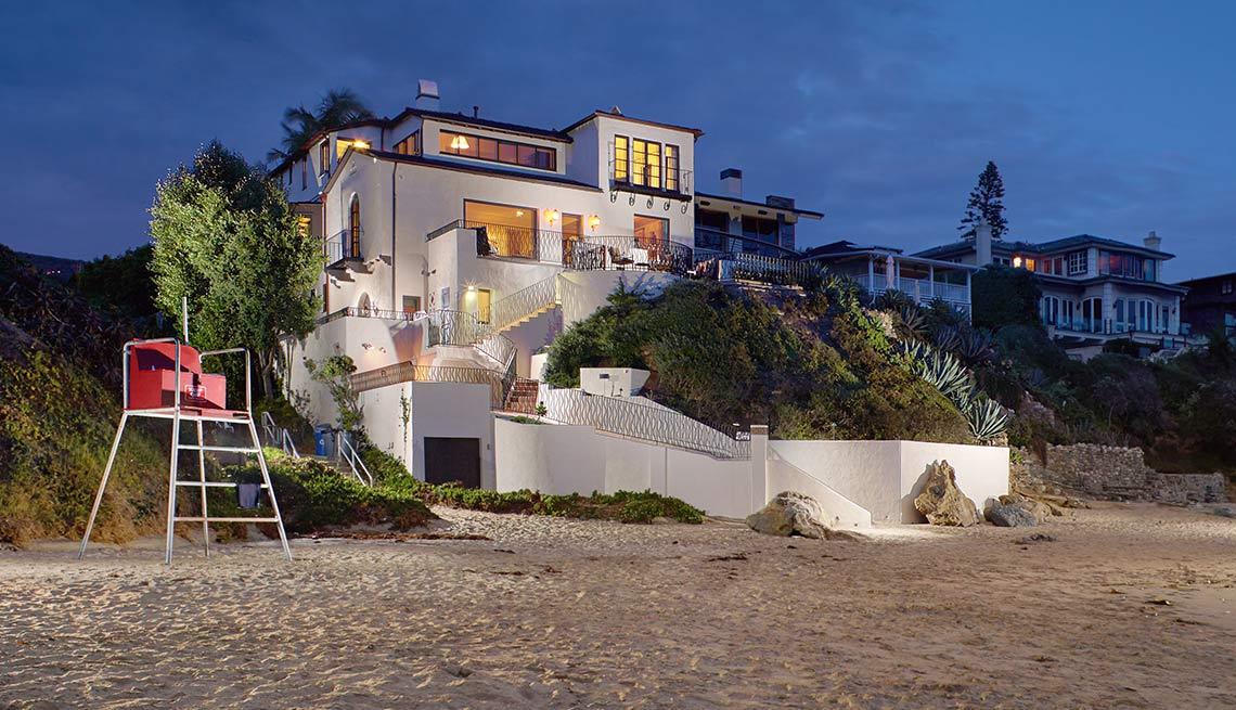 Diane Keaton, Laguna Beach House