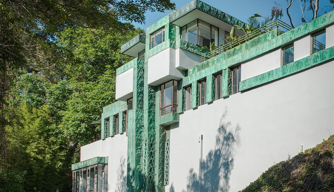 Diane Keaton, Samuel-Novarro House