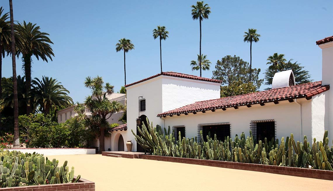 Diane Keaton, Ralph Flewelling House