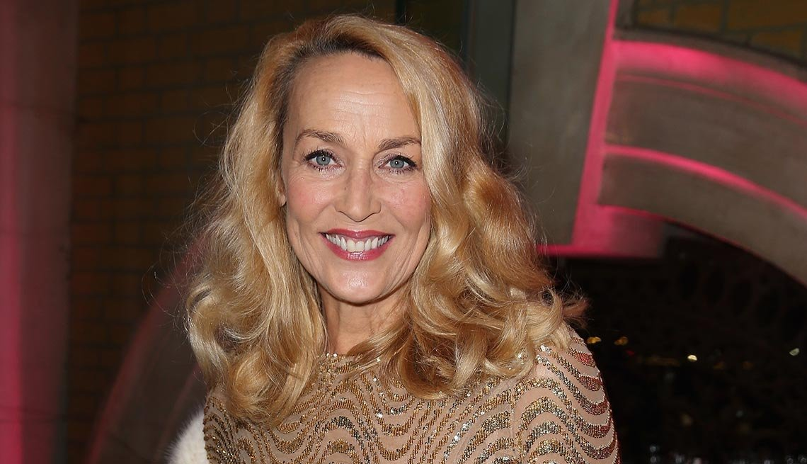 Jerry Hall, 60