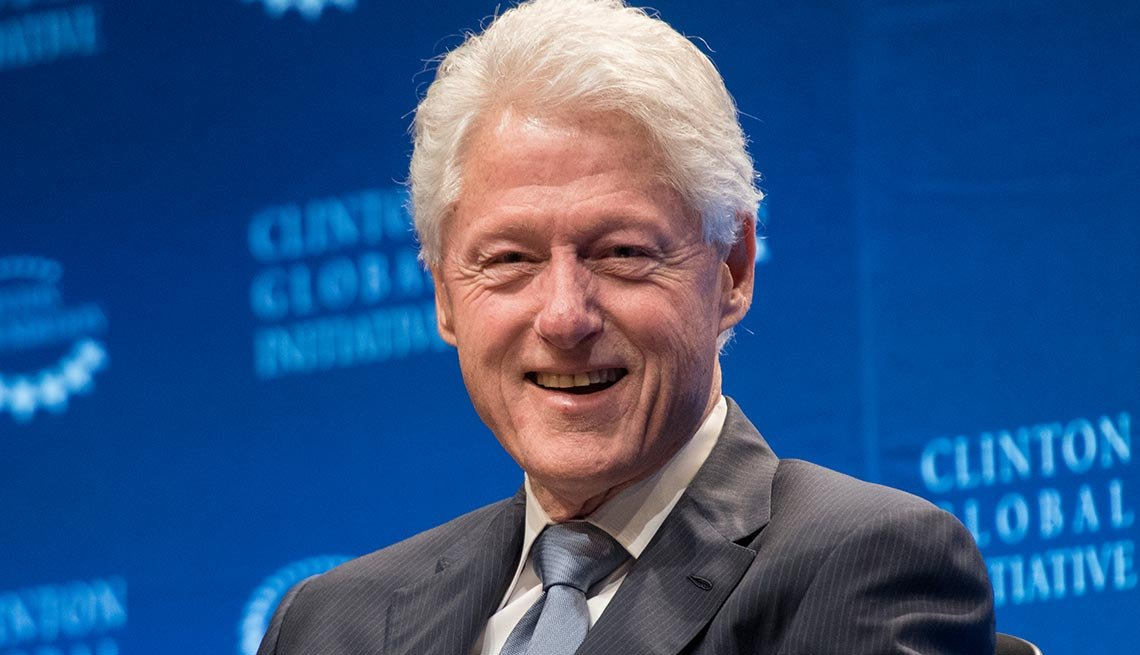 Bill Clinton, 70