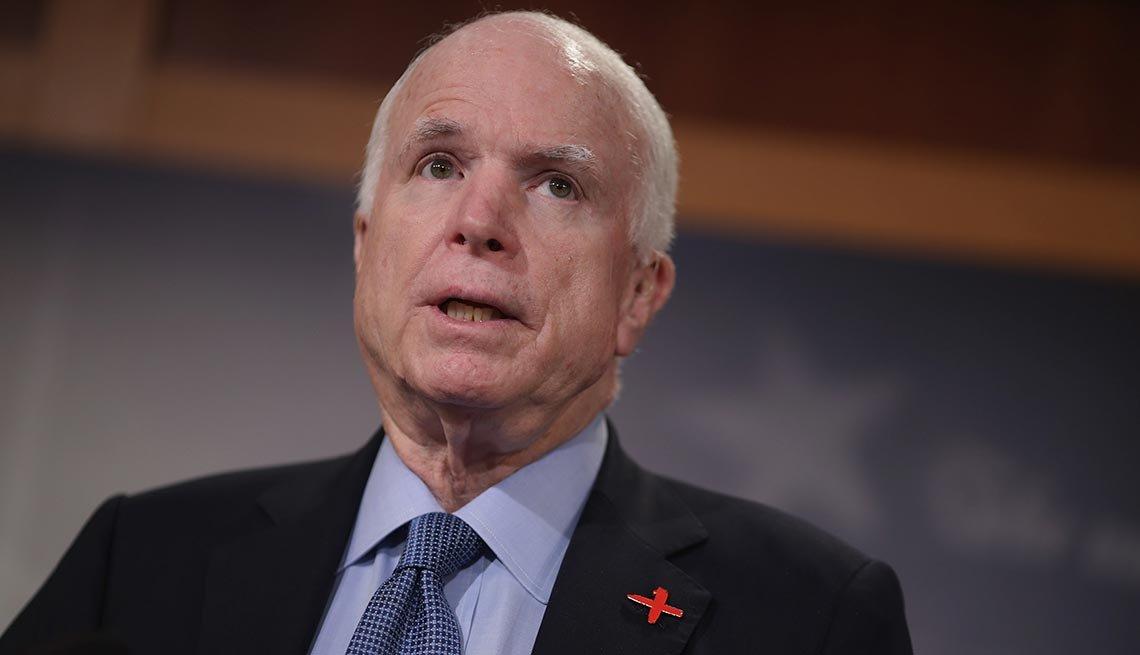 John McCain, 80