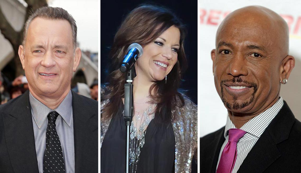 Celebrity birthdays for the week of July 2-8 | WTOP