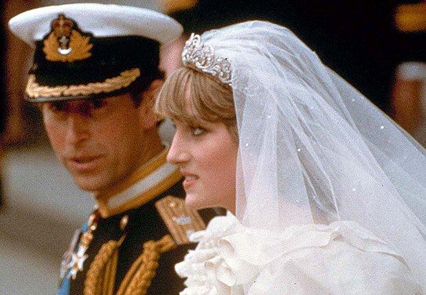 Boda de Lady Diana y el príncipe Carlos