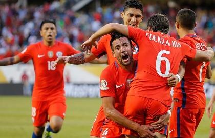 Los chilenos quieren revalidar su título.