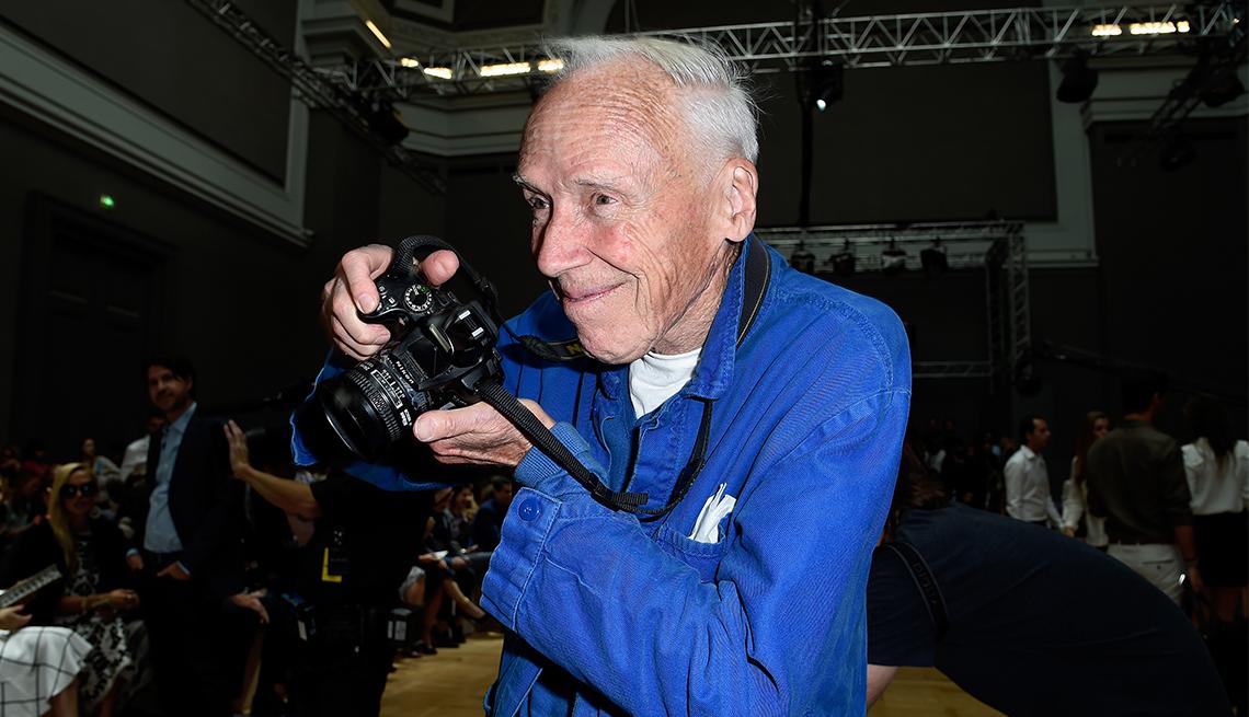 Bill Cunningham, photographer, 87
