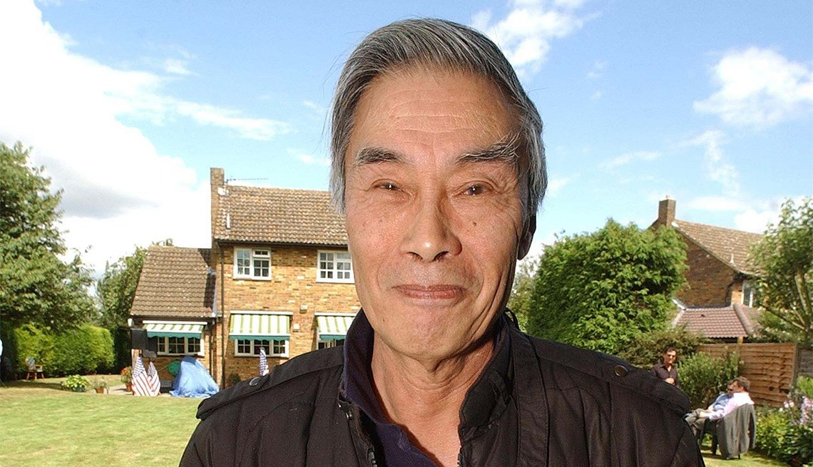 Burt Kwouk, actor, 85