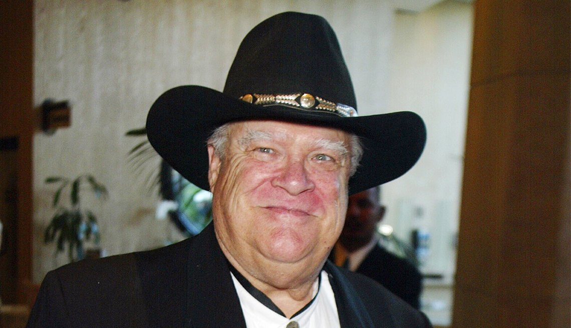 David Huddleston, actor, 85