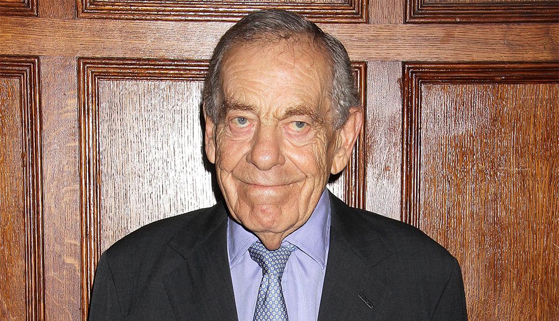 Morley Safer, broadcast journalist, 84