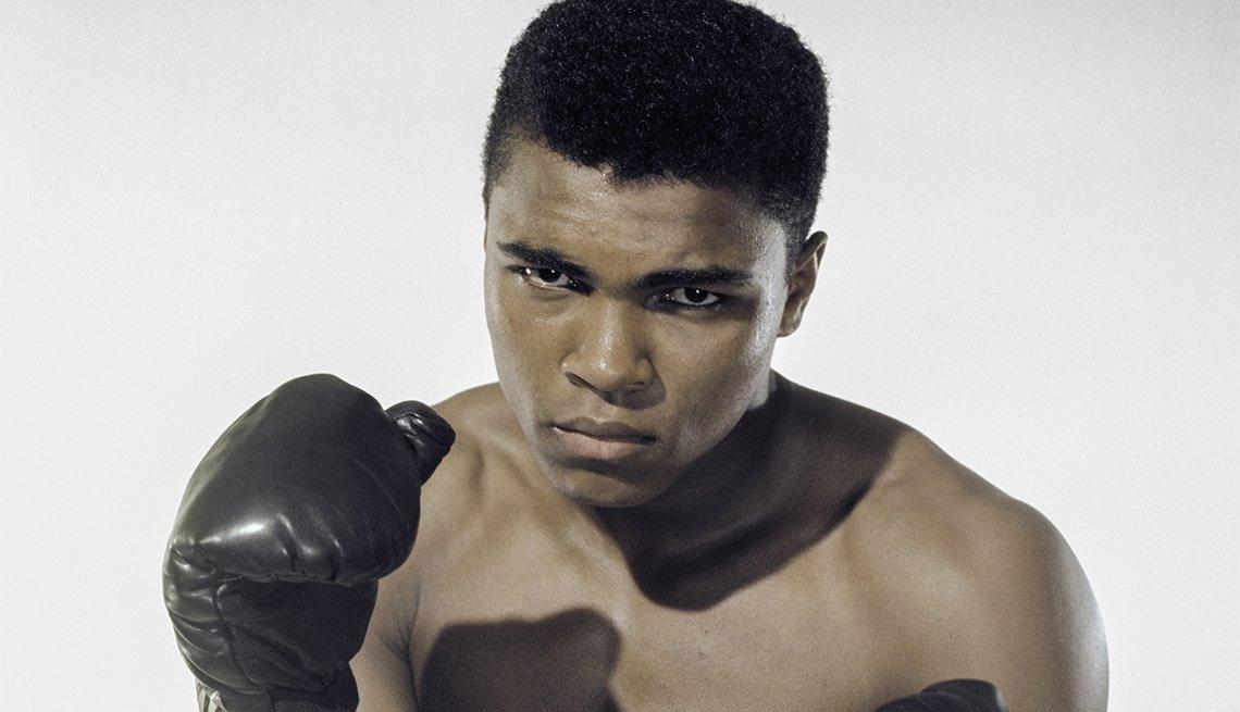 Muhammad Ali, boxer and activist, 74