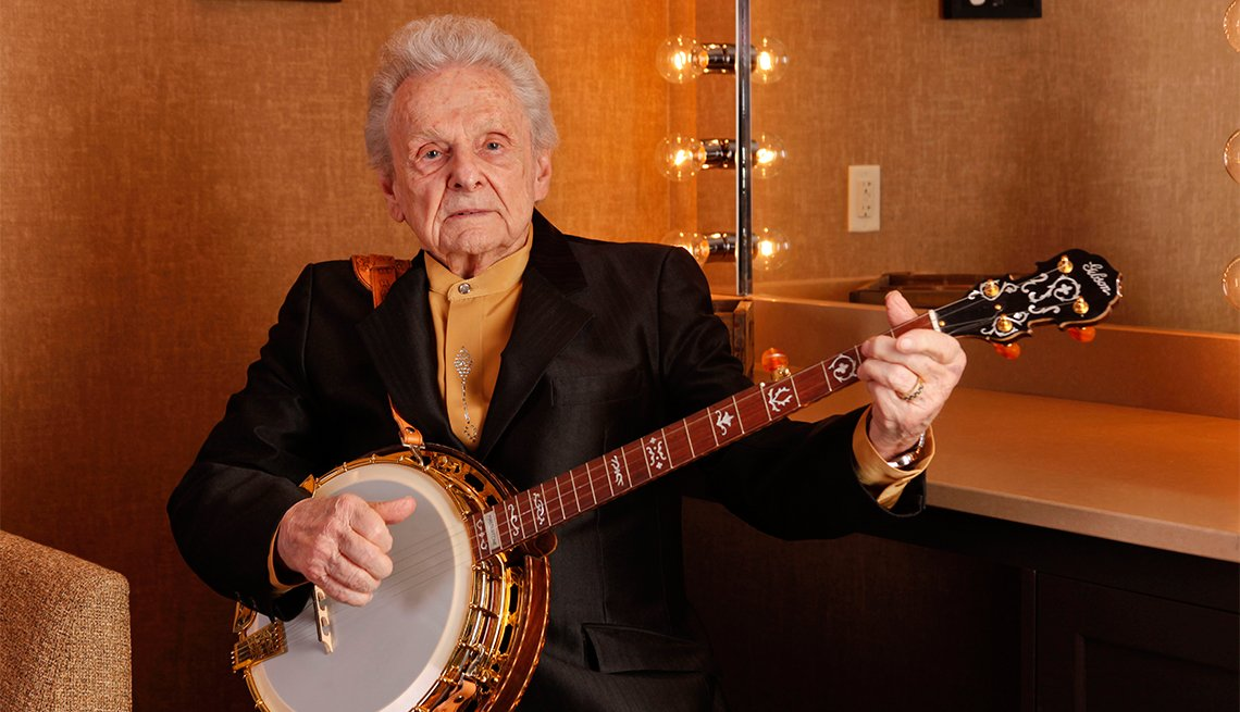 People Ralph Stanley