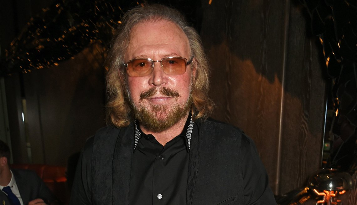 Barry Gibb, 70