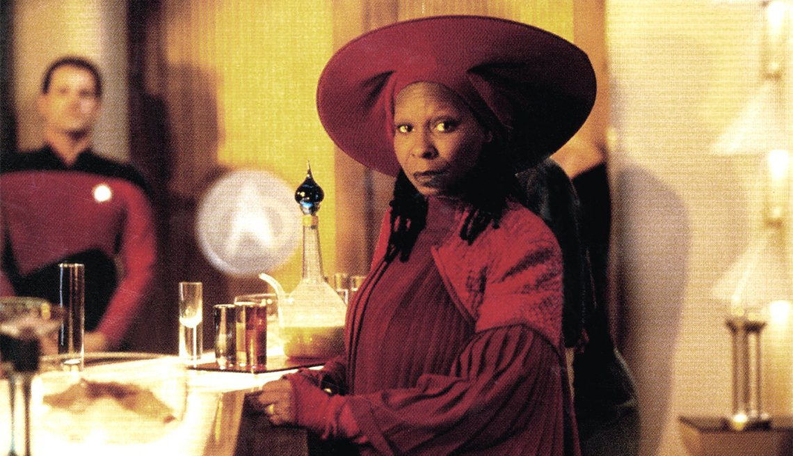 Whoopi Goldberg, 1988-1993
