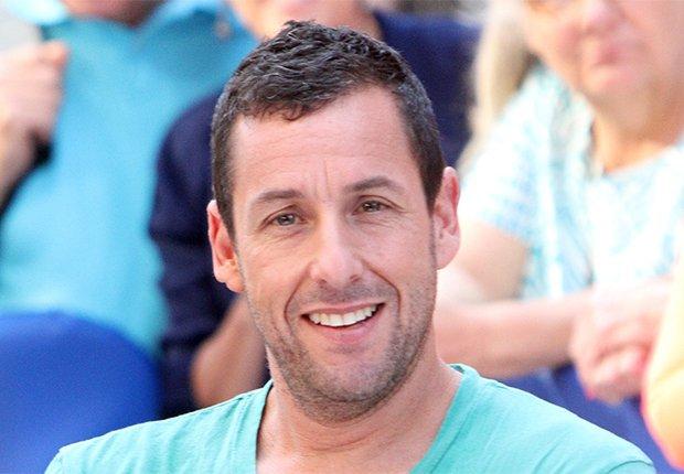 Adam Sandler, 50, cumpleños en septiembre