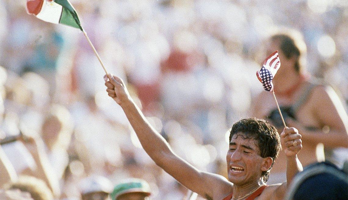 Ernesto Canto: Marcha atletica  - Pioneros olímpicos hispanos