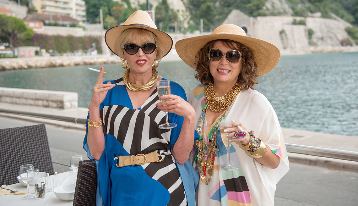 What would Patsy and Adina do?