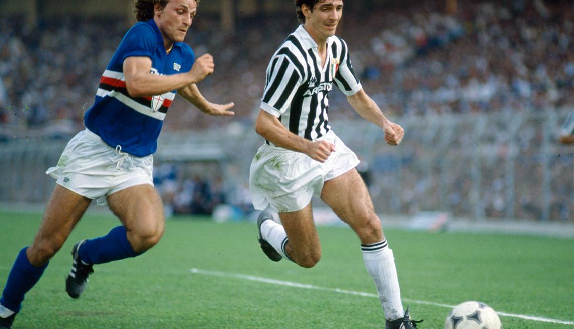 Paolo Rossi - Los mejores delanteros de la historia del fútbol