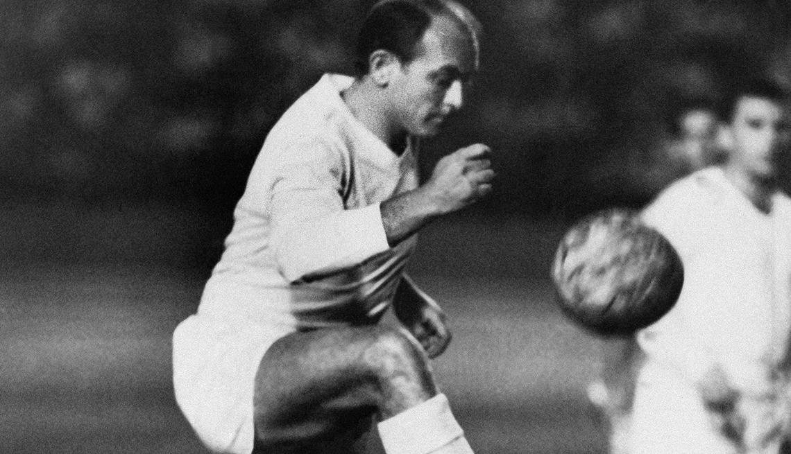 Alfredo Di Stéfano - Los mejores delanteros de la historia del fútbol