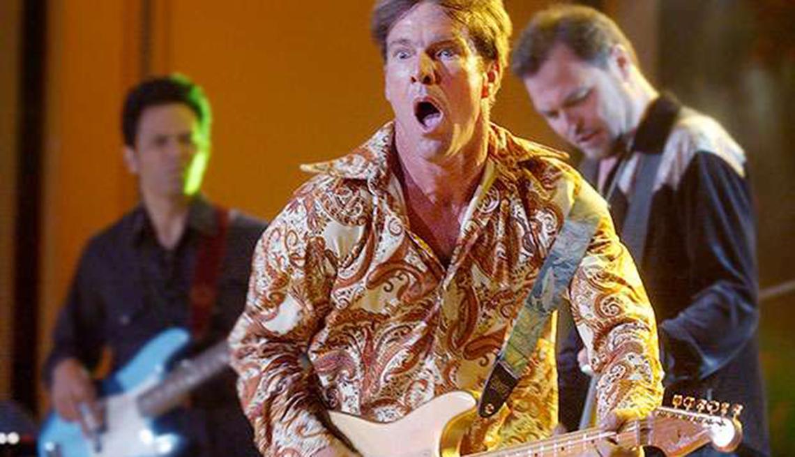 Actores convierten en realidad sus sueños musicales - Dennis Quaid
