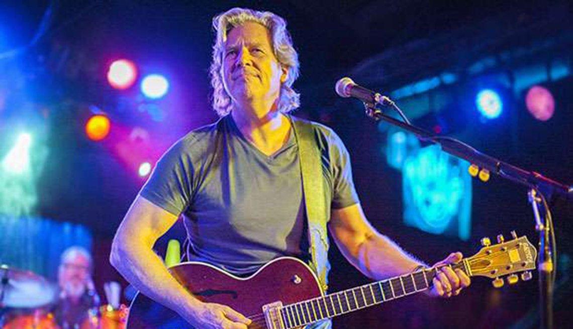 Actores convierten en realidad sus sueños musicales - Jeff Bridges