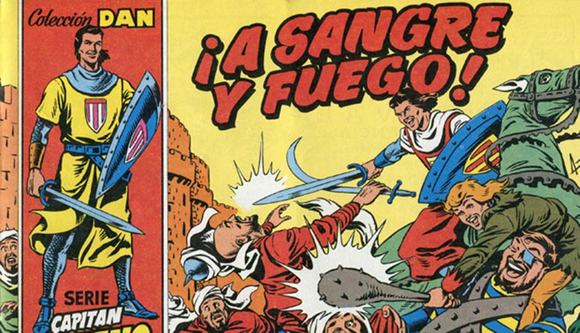 Latin American Superheroes