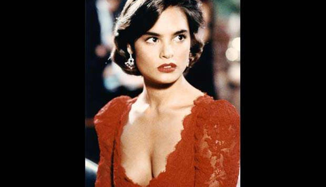 James Bond, el espía que nos ha entretenido por 50 años - Talisa Soto, 'License to Kill', 1989
