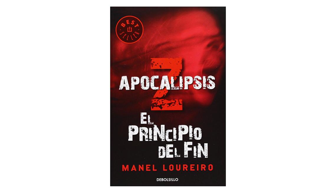 Libros en español para Halloween - Portada de Apocalipsis Z: el principio del fin de Manel Loureiro