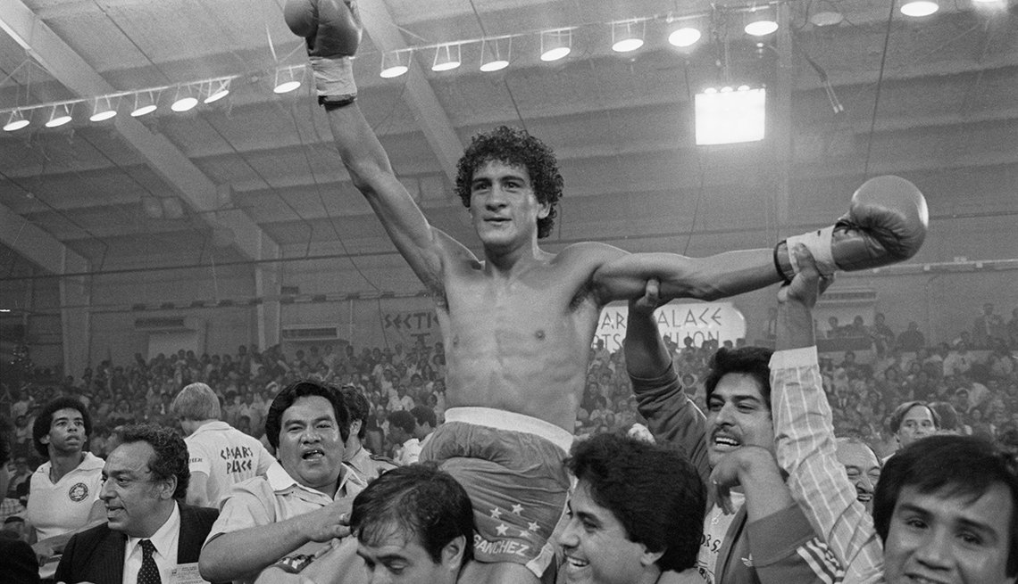 Leyendas del boxeo latinoamericano - Salvador Sánchez (44-1-1, 32 nocáuts)