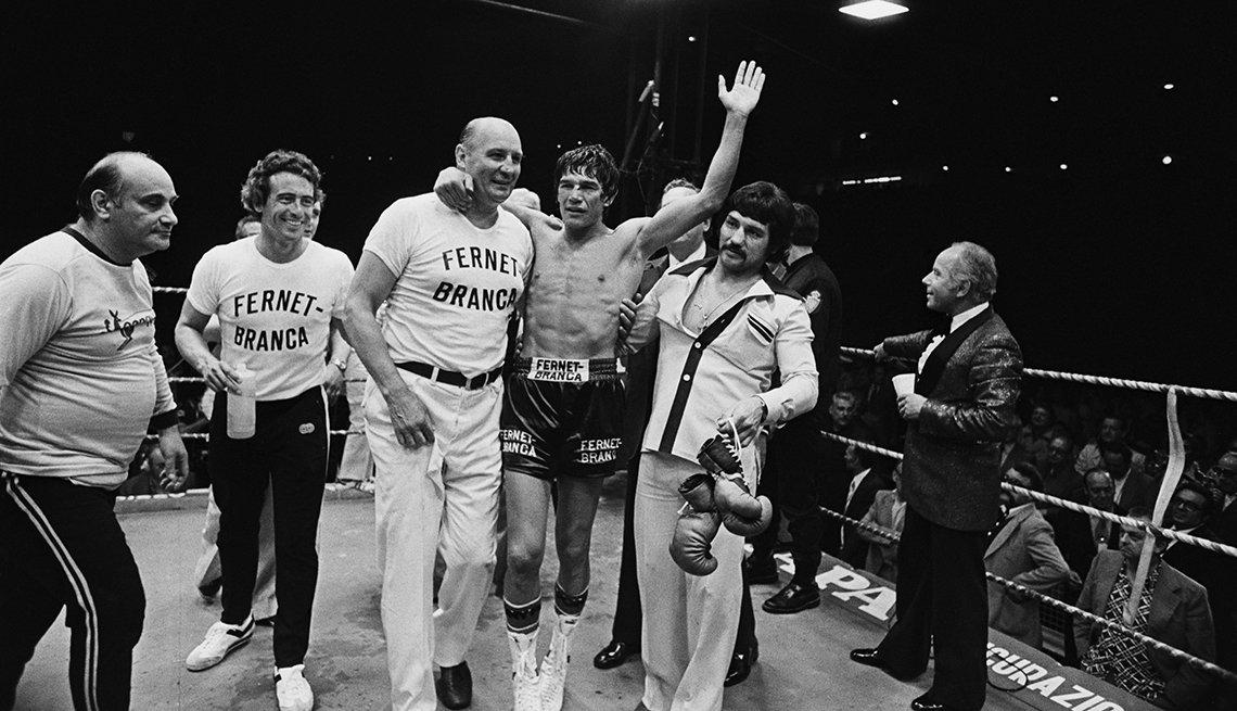 Leyendas del boxeo latinoamericano - Carlos Monzón (87-3-9-1, 59 nocáuts)
