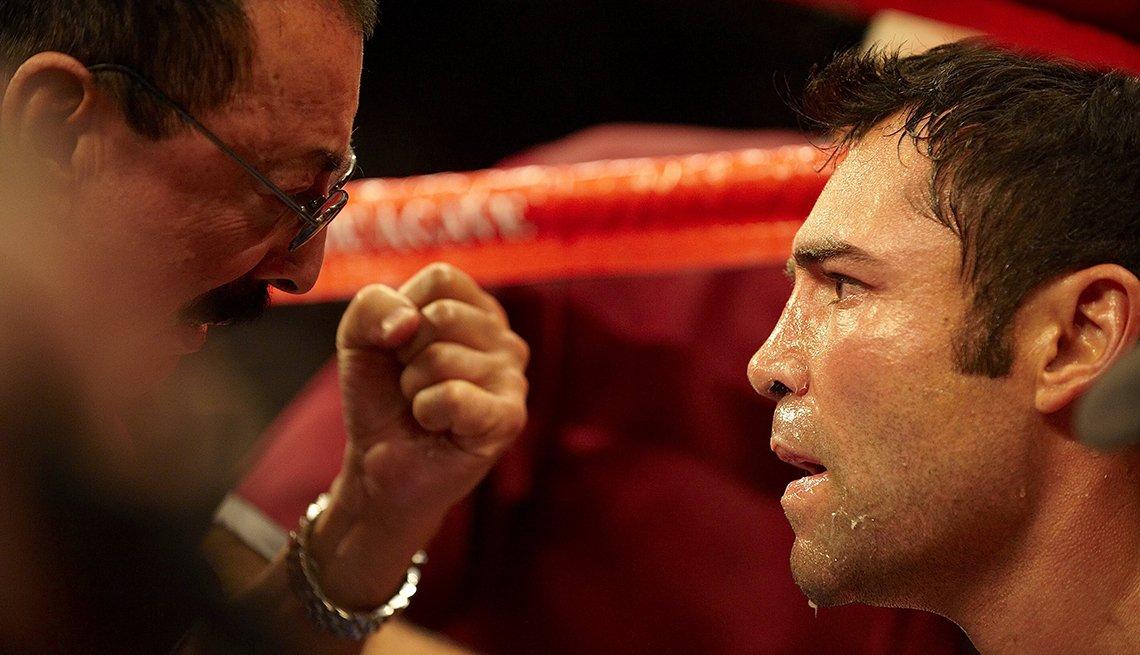 item 6 of Gallery image - Leyendas del boxeo latinoamericano - Oscar De la Hoya (39-6, 30 nocáuts)