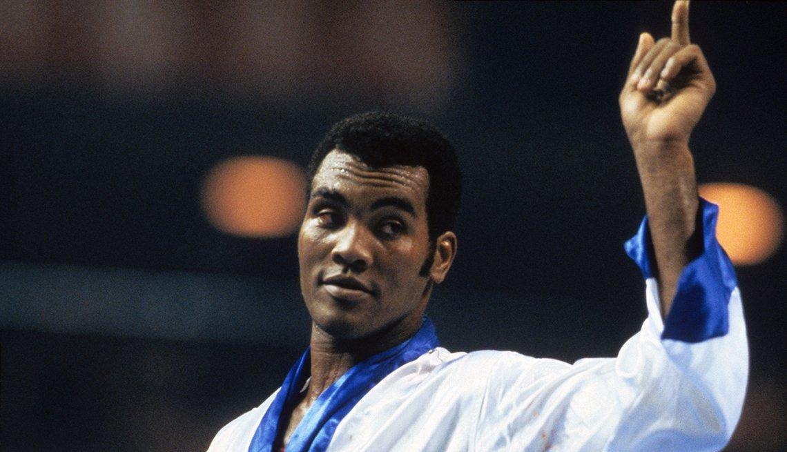 Leyendas del boxeo latinoamericano - Teófilo Stevenson (boxeador amateur)