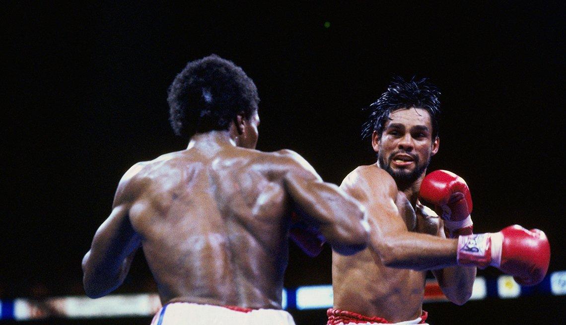 Leyendas del boxeo latinoamericano - Roberto Durán (103-16, 70 nocáuts)