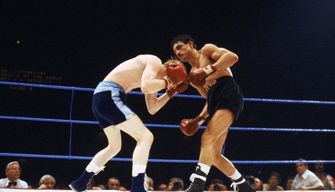 Leyendas del boxeo latinoamericano - Alexis Argüello (82-8, 65 nocáuts)