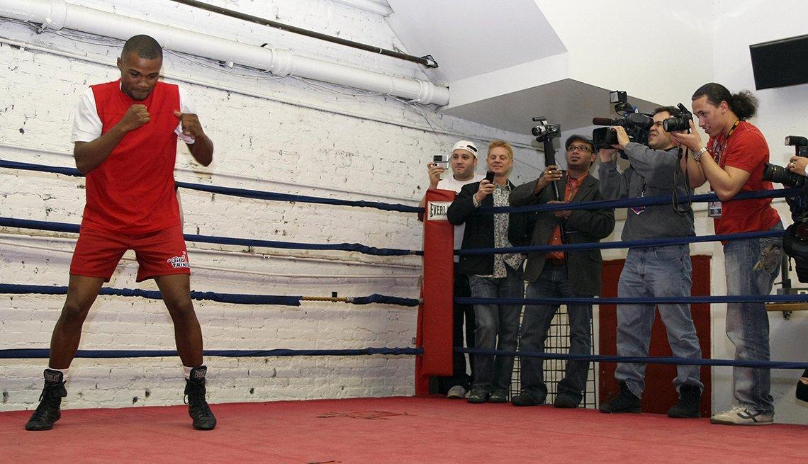 item 16 of Gallery image - Leyendas del boxeo latinoamericano - Félix Trinidad (42-3, 35 nocáuts)
