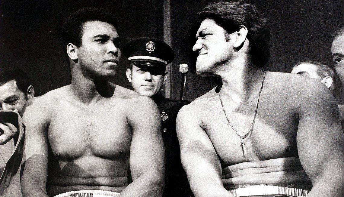 item 4 of Gallery image - Leyendas del boxeo latinoamericano - Oscar Bonavena (58-9-1, 44 nocáuts)