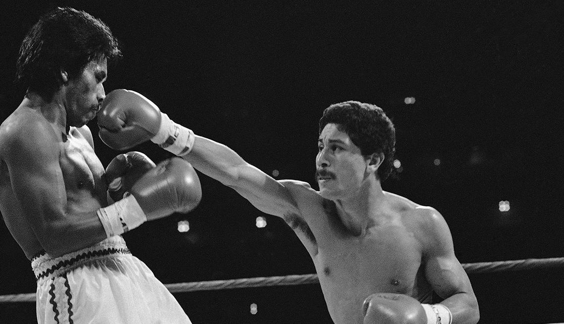item 8 of Gallery image - Leyendas del boxeo latinoamericano - Wilfredo Gómez (44-3-1, 42 nocáuts)